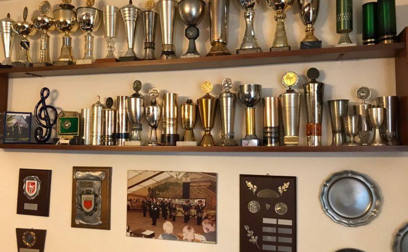 Pokale der SG Bothfeld